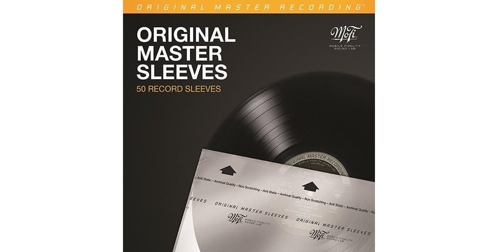 Mobile Fidelity - Record Inner Sleeves - The Best Way to Quickly Clean