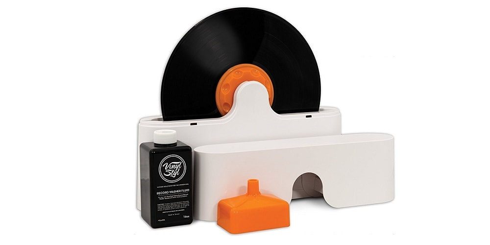 Vinyl Styl Deep Groove is the best multifunction Record Washer System