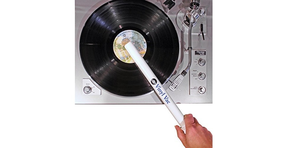 Vinyl Vac 33 - The Best Vinyl Record Vacuum Wand from overall