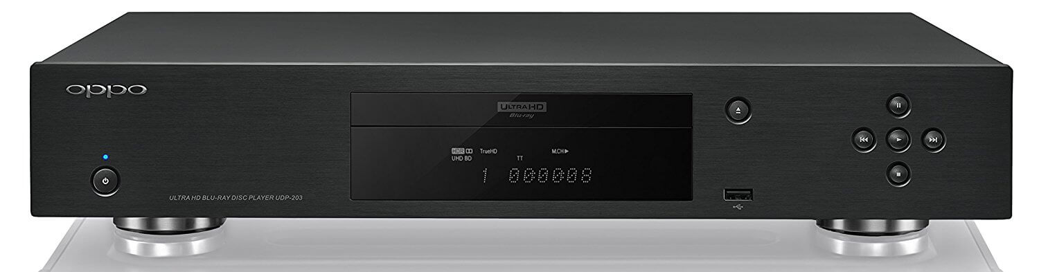 Oppo UDP-203 - Best 4K Blu Ray Player