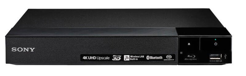 Sony BDP-S6700 - Best blu ray DVD player under $100