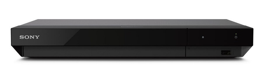Sony UBP-X700 - Top Bluray Player for Dolby Vision