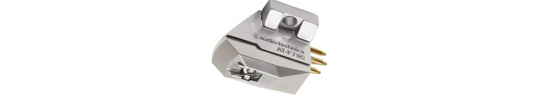 Audio-Technica AT-F7 Dual Moving Coil