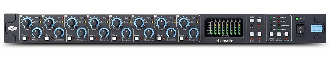 Focusrite OctoPre MkII