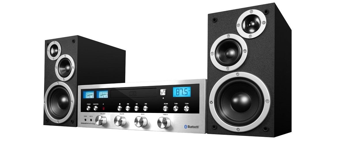 Digital Music On Home Stereo