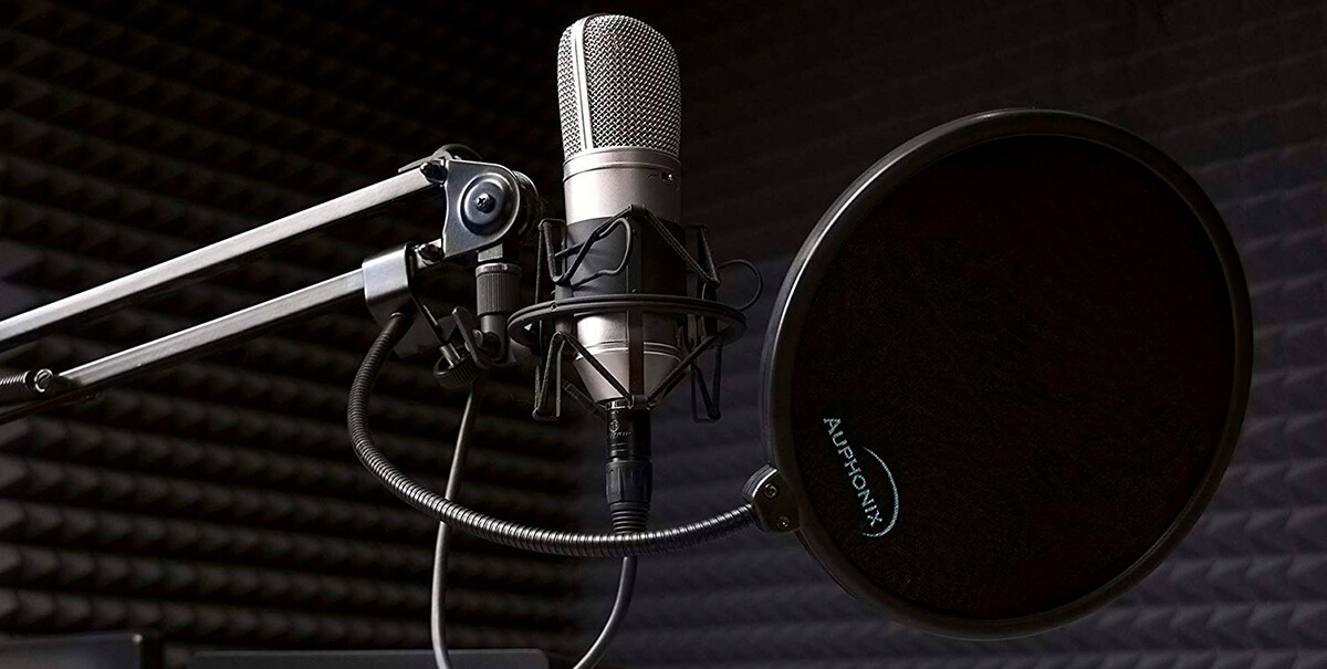 Best Pop Filter Reviews
