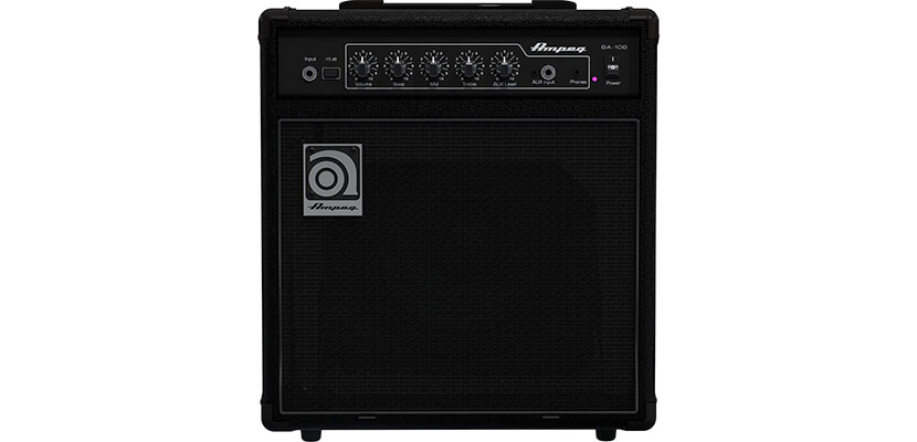 Ampeg BA108V2 20-Watt 8″ Bass Combo Amplifier