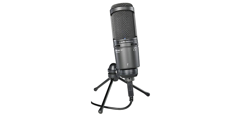 Audio-Technica AT2020USB USB Microphone