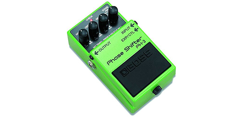 BOSS PH-3 Phase Shifter Guitar Pedal