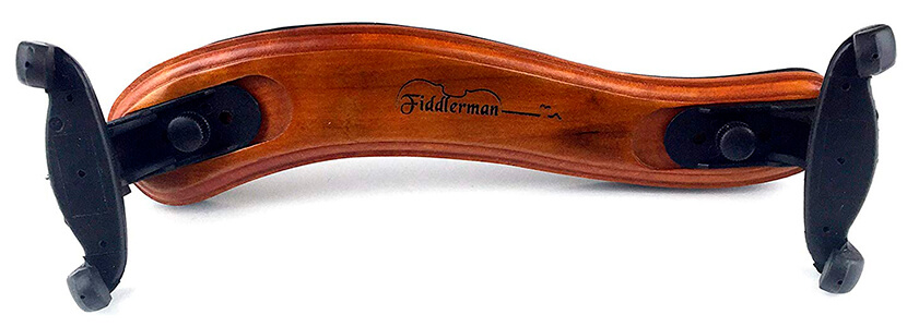 Fiddlerman Wood Violin Shoulder Rest for 4/4 and 3/4