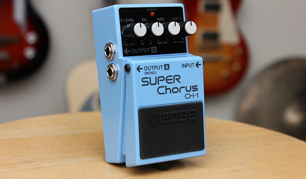 Best Chorus Pedal Reviews