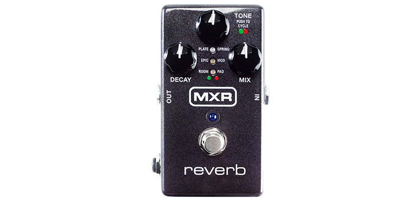 MXR M300 EQ Effects Pedal