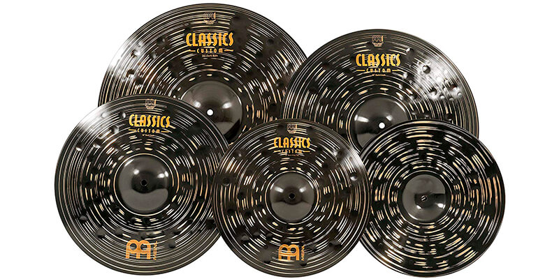 """Meinl Cymbal Set Box Pack with 14"""" Hihats"""
