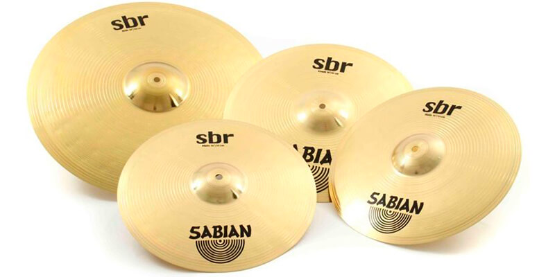Sabian SBR Performance Pack with 14-Inch Hat
