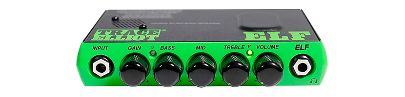 Trace Elliot 3615760 Micro Amp Head Bass Guitar Electronics