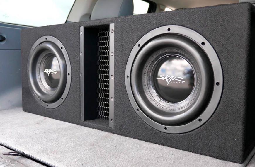 Best 10-inch Subwoofer Reviews