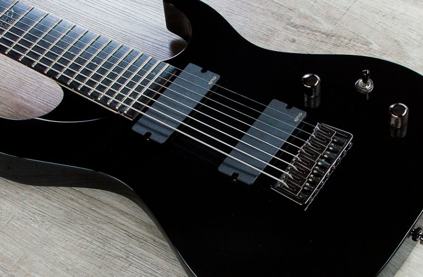 Best 8 String Guitars Reviews