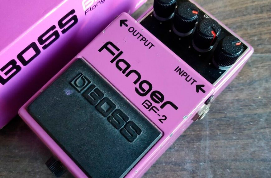 Best Flanger Pedal Reviews