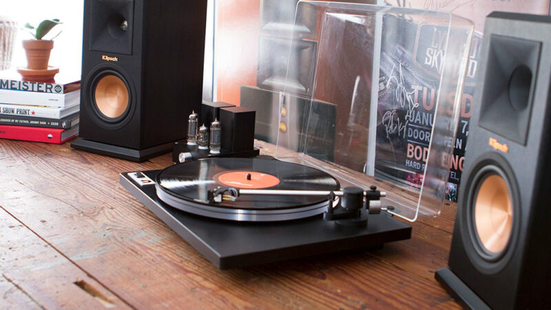 How to Connect Turntable to Speakers without Receiver?