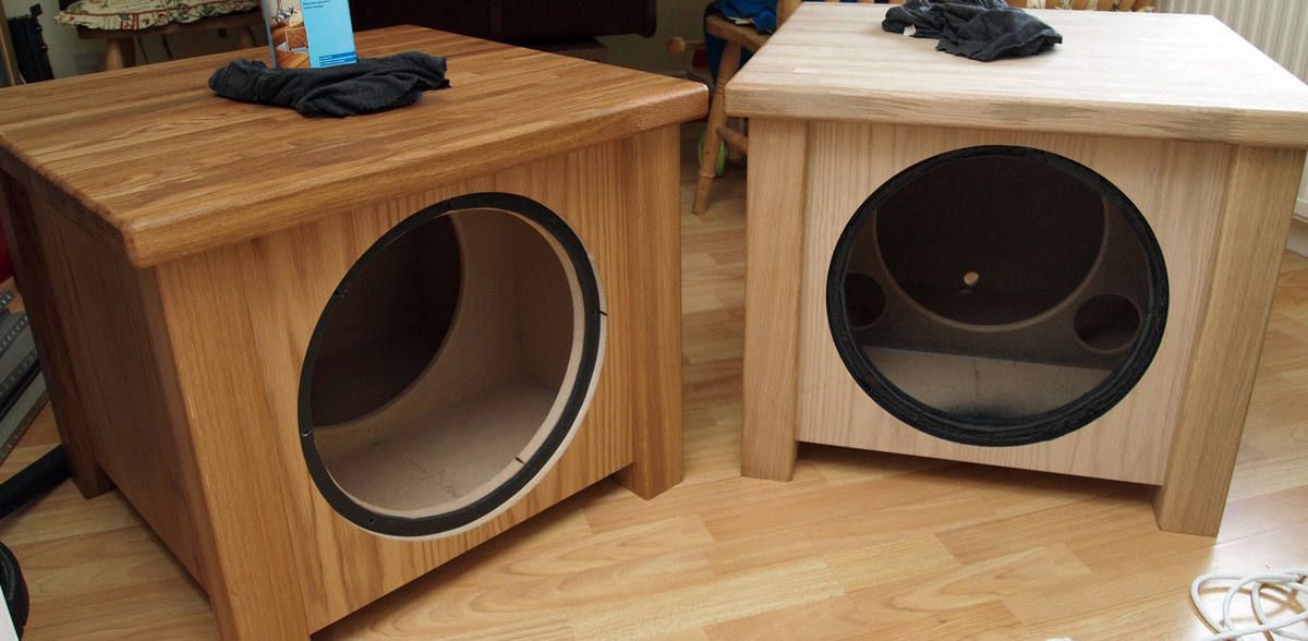 How to Build a Subwoofer Box to Specifications