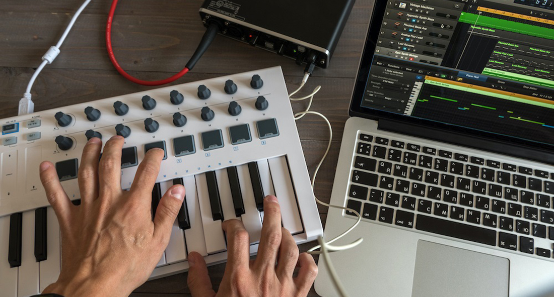 How to Connect MIDI Keyboard to MAC?
