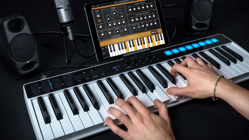 How to Сonnect MIDI to iPad in 4 Steps?